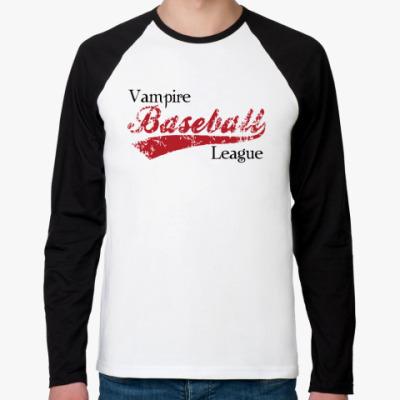 Футболка реглан с длинным рукавом Vampire league