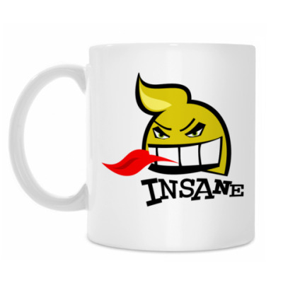 Кружка Insane