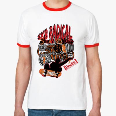 Футболка Ringer-T Radical