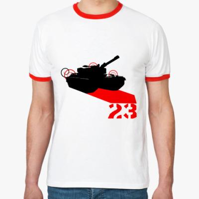 Футболка Ringer-T Tank 23