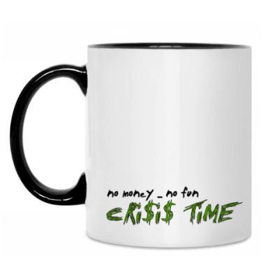 Кружка CRI$I$ TIME