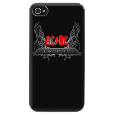 Чехол для iPhone AC/DC