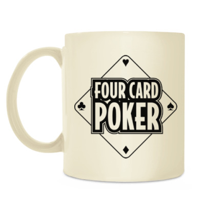 Кружка Four Card Poker