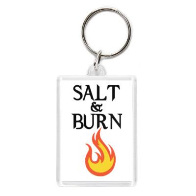 Брелок Salt & Burn