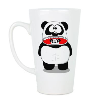 Чашка Латте Пандапанда