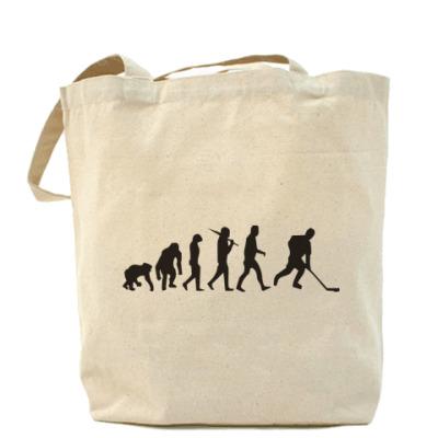 Сумка сумка Хоккейная эволюция