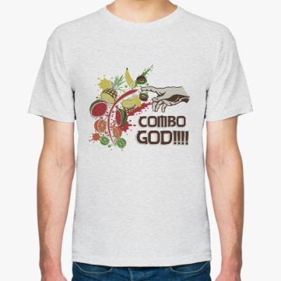 Футболка Комбо Бог