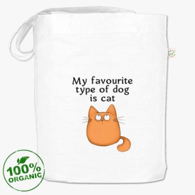 Сумка Обожатель кошек