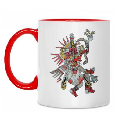Кружка Мексиканские Боги
