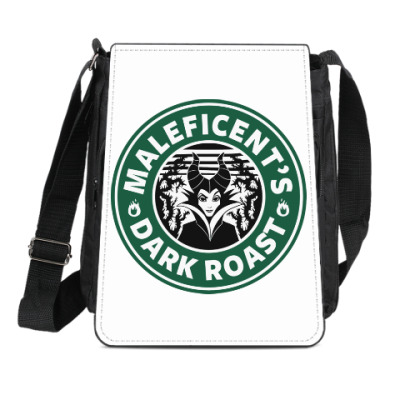 Сумка-планшет Maleficents Dark Roast