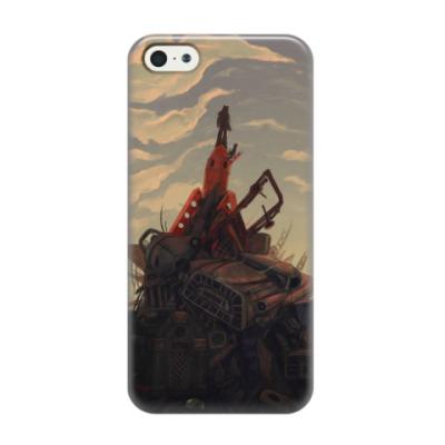 Чехол для iPhone 5/5s 'War never changes'