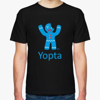 Футболка Yopta