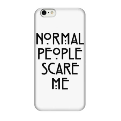 Чехол для iPhone 6/6s American Horror Story