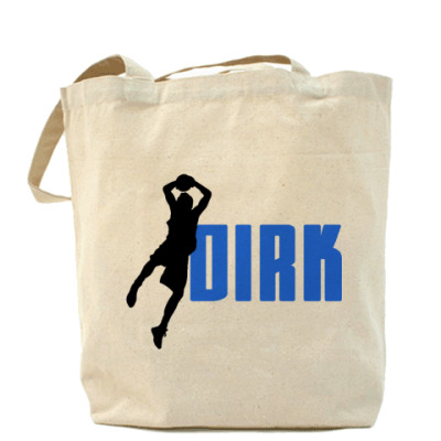 Сумка Dirk - Dallas Mavericks