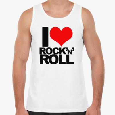 Майка Rock'n'roll