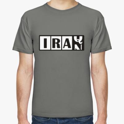 Футболка Иран-Ирак
