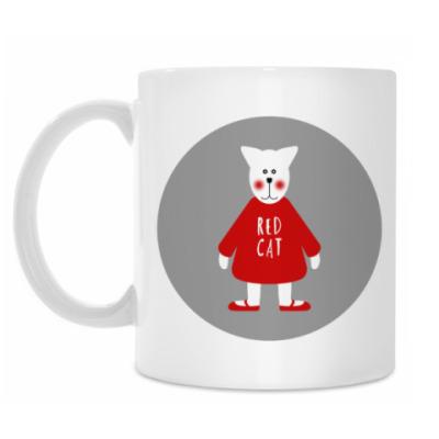 Кружка Red Cat