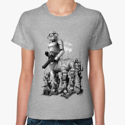 Женская футболка Кентавр