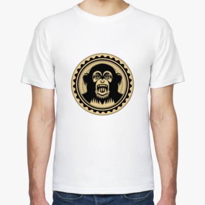 Футболка Screaming monkey