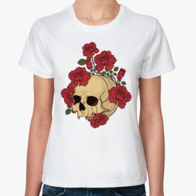 Классическая футболка The Dead Garden