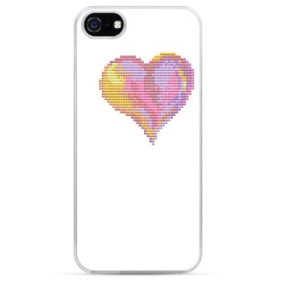 Чехол для iPhone Сердце