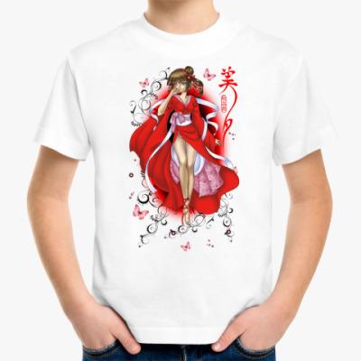 Детская футболка  Miyu
