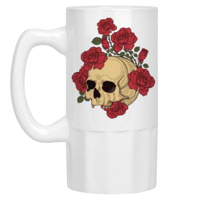 Пивная кружка The Dead Garden