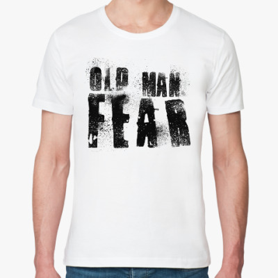 Футболка из органик-хлопка Old Man Fear