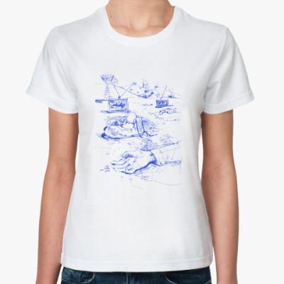 Классическая футболка 'Тoxic'