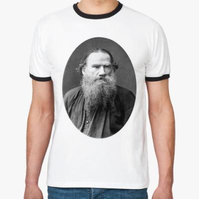 Футболка Ringer-T Лев Николаевич