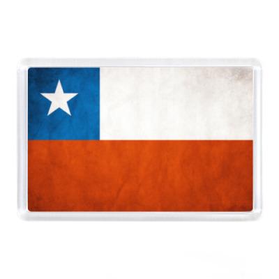 Магнит Флаг Чили