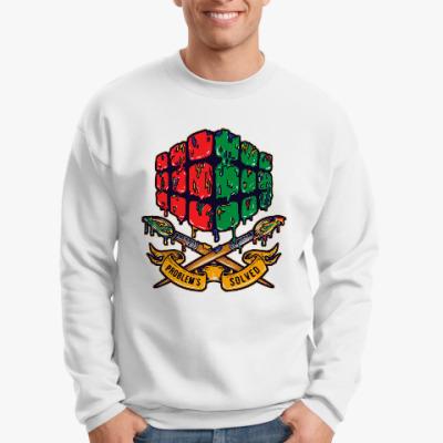 Свитшот Кубик Рубика | Спидкубинг