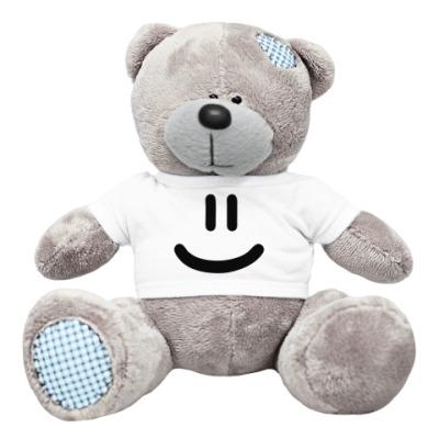 Плюшевый мишка Тедди =) Мишка