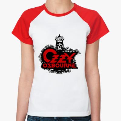 Женская футболка реглан Ozzy
