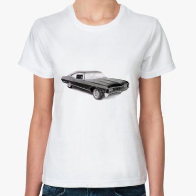 Классическая футболка Impala