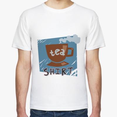 Футболка  Tea