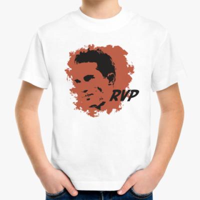 Детская футболка Ван Перси