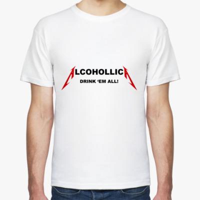 Футболка Alcohollica