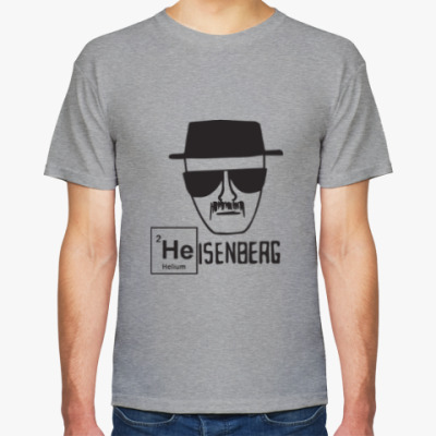 Футболка Heisenberg