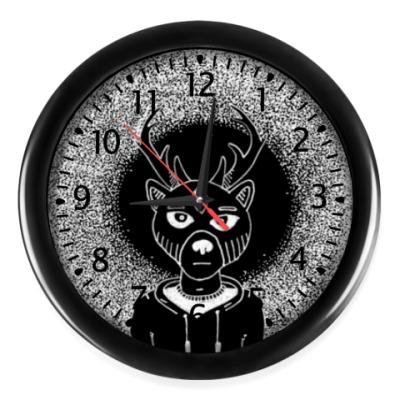 Настенные часы Белый шум