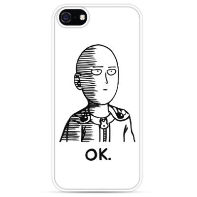 Чехол для iPhone One-Punch Man
