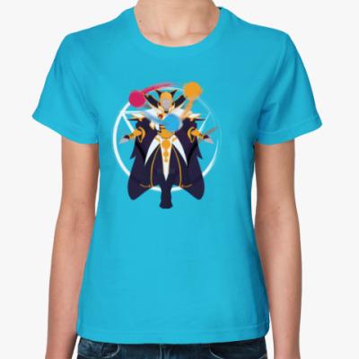 Женская футболка Invoker Dota 2