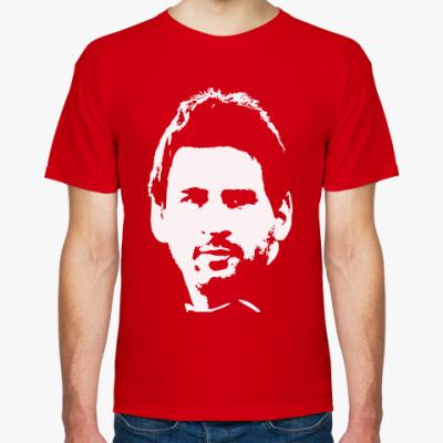 Футболка Messi face