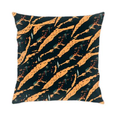 Подушка кораллы