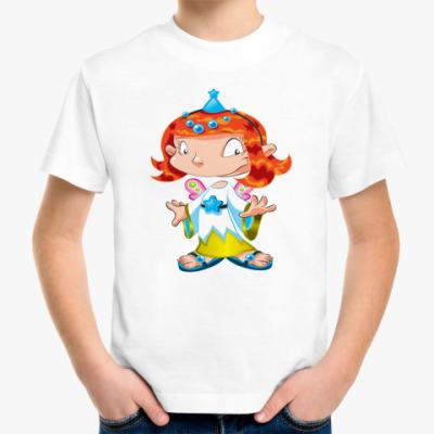 Детская футболка Маленькая фея