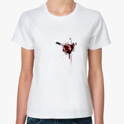 Классическая футболка Рана