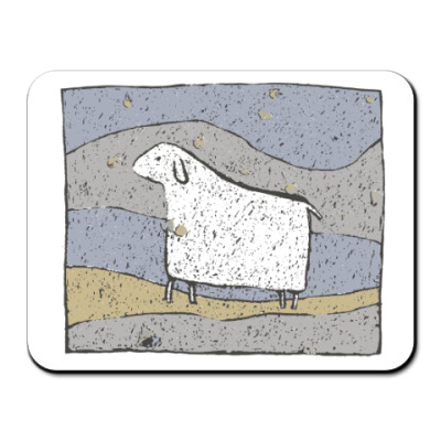 Коврик для мыши  'Овца'