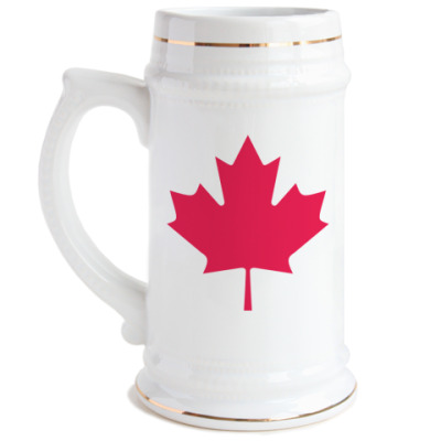 Пивная кружка Канада
