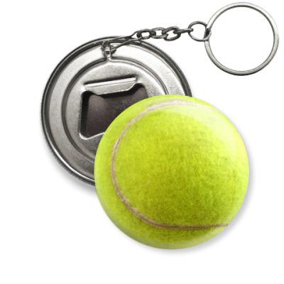 Брелок-открывашка  'Теннис'