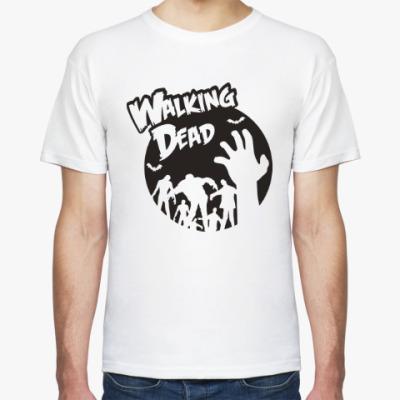Футболка Ходячие мертвецы